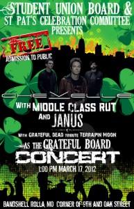 Concert info